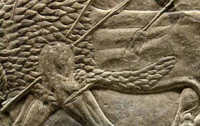 4.6. Proročena propast Ninive