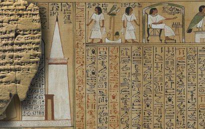 12.1. Klinasto pismo i hijeroglifi